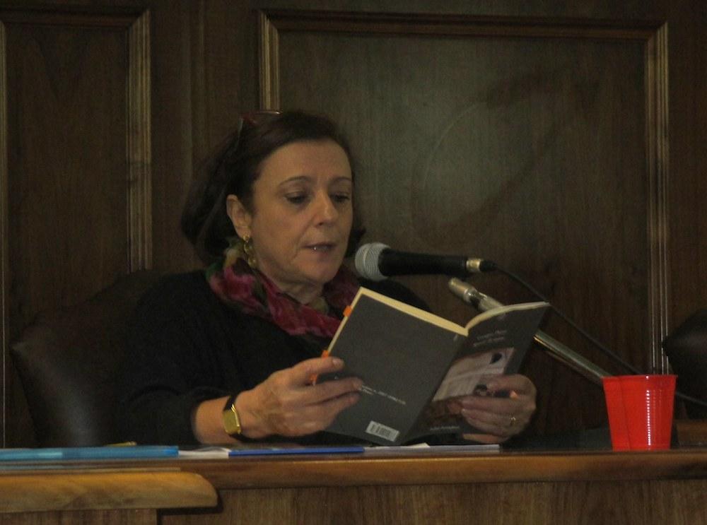 """Ambra Laurenzi, presidente della giuria del Concorso """"Lo spazio consapevole"""""""