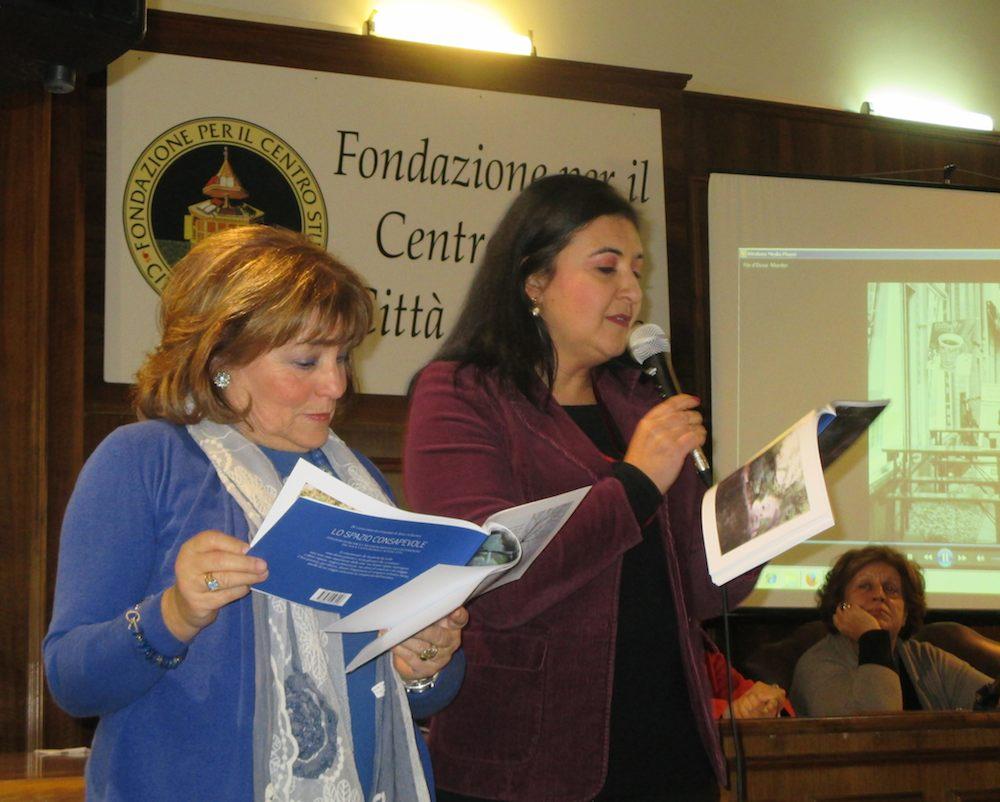 Loretta Fuccello e Simona Mingardi